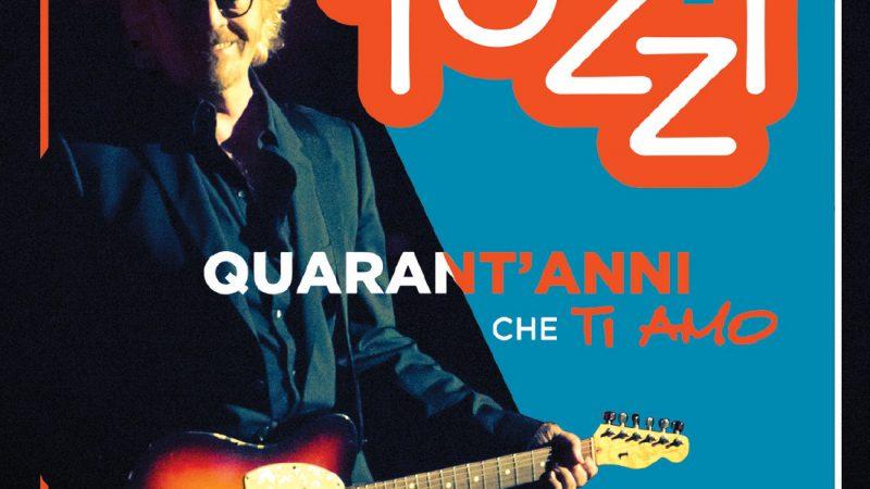 Umberto Tozzi – Live all'Arena di verona, 40 anni che Ti amo